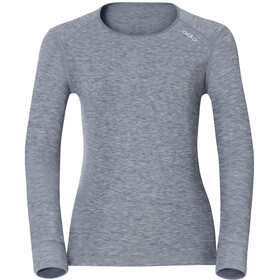 Odlo Active Originals Warm LS Shirt Crew Neck Women grey melange